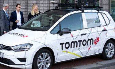 TomTom neemt Duitse start-up over