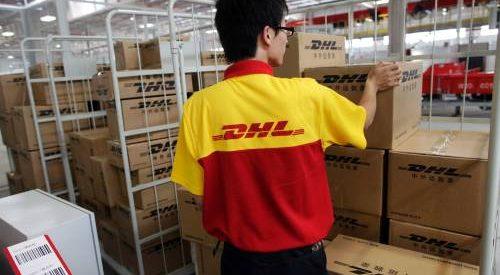 Actiedreiging bij pakketbezorger DHL Express