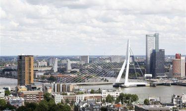 Hoogste werkloosheid in Rijnmond