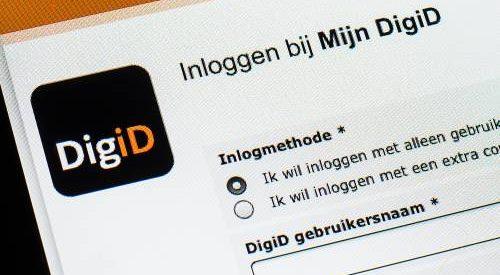Ondernemers krijgen eigen 'DigiD'