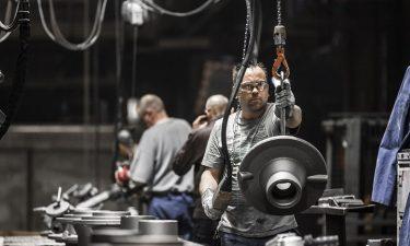 Aandeel arbeid in de economie daalt derde jaar op rij
