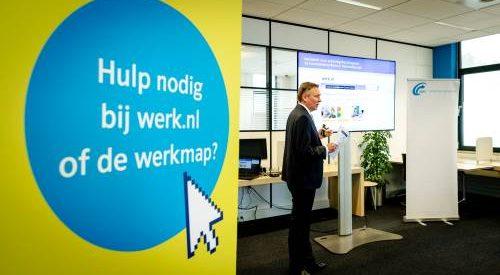 Aanpak ouderenwerkloosheid Amsterdam werkt