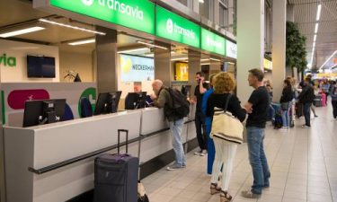 'Boodschap is aangekomen bij Transavia'
