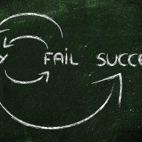 Trial and error: 5 redenen waarom falen op de werkvloer niet erg is