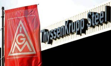 Tata Steel sluit principeakkoord met bonden