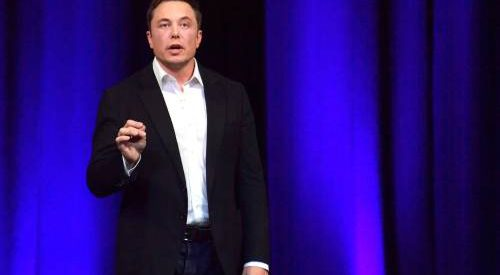 Aandeelhouders Tesla akkoord met bonus Musk