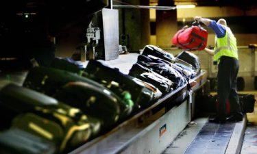 Acties bij bagagebedrijven op Schiphol