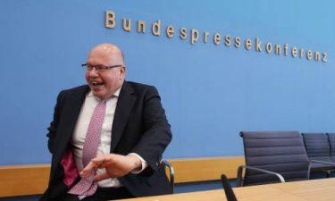 Groeiverwachting Duitse economie iets lager