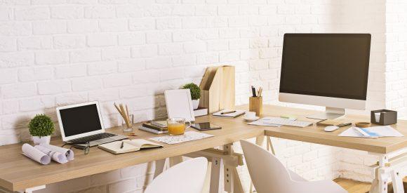 Het kantoor gezond en efficiënt inrichten