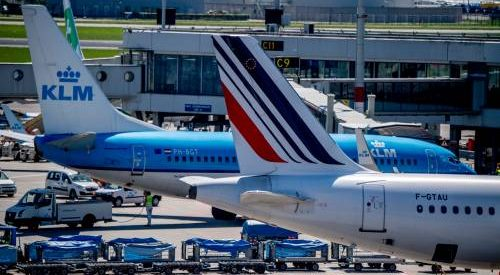Kamer wil herbevestiging afspraken over KLM