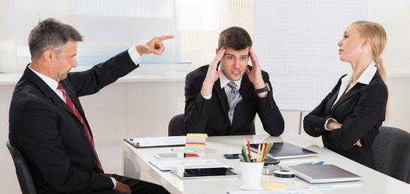Help! Een conflict tussen collega's