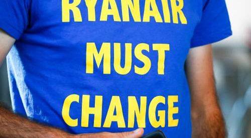 Ook Duitse vakbond in gesprek met Ryanair