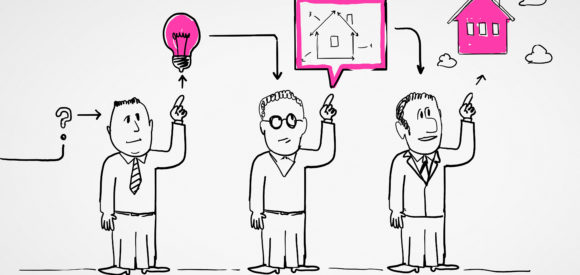 De gulden middenweg tussen samenwerking en zelfstandigheid