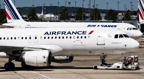Gezamenlijk overleg met bonden Air France