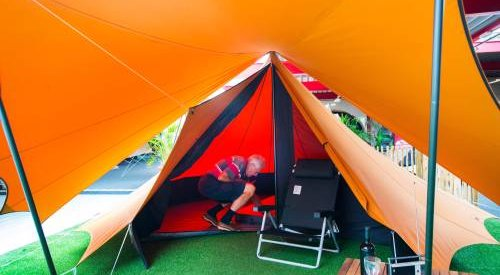 Doorstart voor twee kampeerwinkels Vrijbuiter