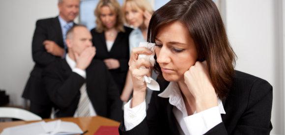 Pesten op het werk nog steeds serieus probleem