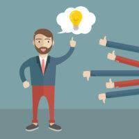Feedback zoeken verhoogt niet altijd creatieve prestatie