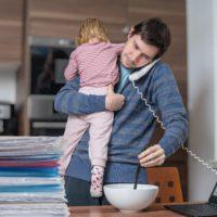De balans tussen werk en privé