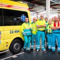 Ambulancemedewerkers breiden acties uit