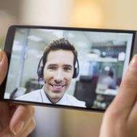 5 tips om indruk te maken tijdens een video-interview