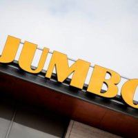 Bonden dagen Jumbo om breken staking