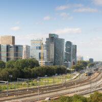 Structurele afname werknemers in financiële sector
