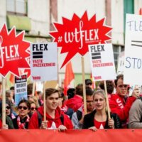 Aantal flexwerkers fors toegenomen sinds 2003