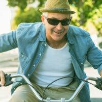 Pensionado's leiden een te gek leven