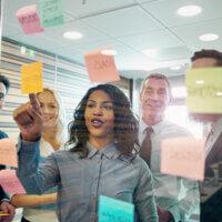 Organisatievibe Trend 4: Dienend Leiderschap