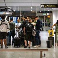 KLM rekent op vertraging door staking cateraar