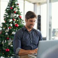 Naast cadeaus biedt de kersttijd ook veel baankansen