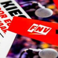 Acties FNV-leden bij technische groothandels gaan door