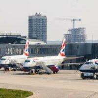 British Airways schort alle vluchten vanaf Gatwick op