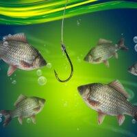Alle vissen in één talentenvijver