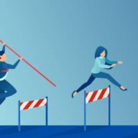 Bied werknemers uitdagingen, maar varieer in het soort uitdaging