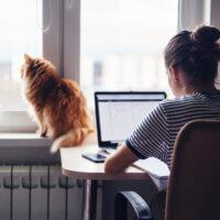 Bijna één op de tien werknemers voert hobby uit tijdens thuiswerken