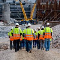 Terugval arbeidsparticipatie in eerste helft 2020 deels hersteld