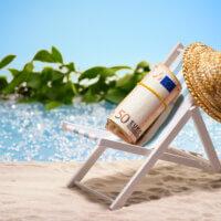 Vakantiegeld is dit jaar bonus in plaats van vakantiebudget