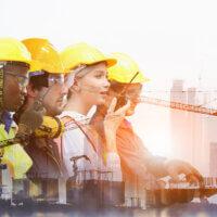 'Personeelsverloop van tien procent bij bouwbedrijven na zomer'