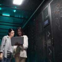 Succesvolle vrouwen in tech